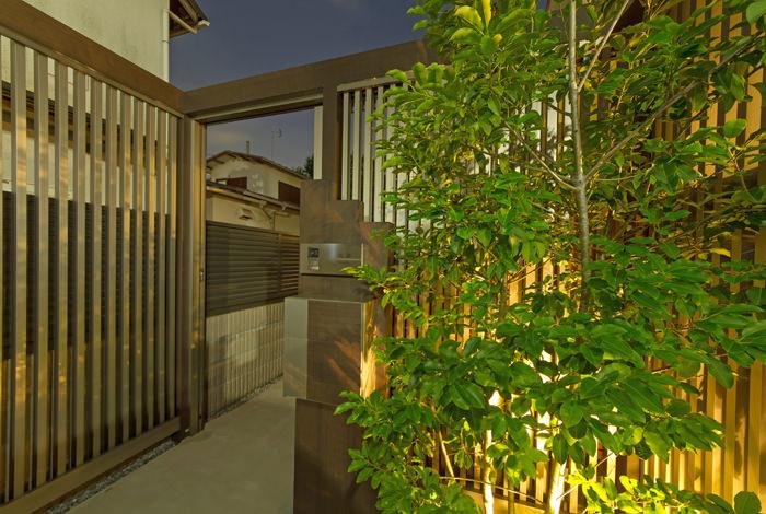 《新築エクステリア工事写真集》-近藤様邸--07