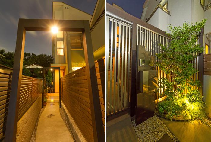 《新築エクステリア工事写真集》-近藤様邸--09