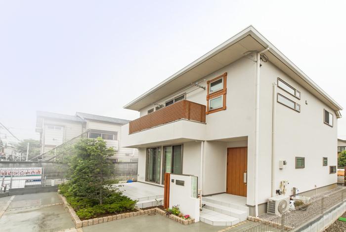 《新築エクステリア工事写真集》-水越様邸-03
