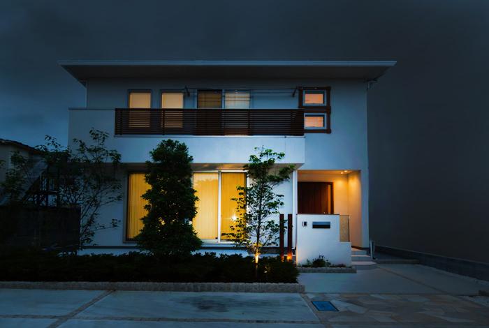 《新築エクステリア工事写真集》-水越様邸-09