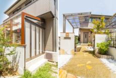 《ガーデンリフォーム工事写真集》-大久保様邸-07-サムネイル