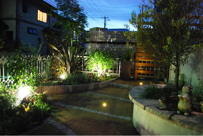 《ガーデンリフォーム工事写真集》-白石様邸-12
