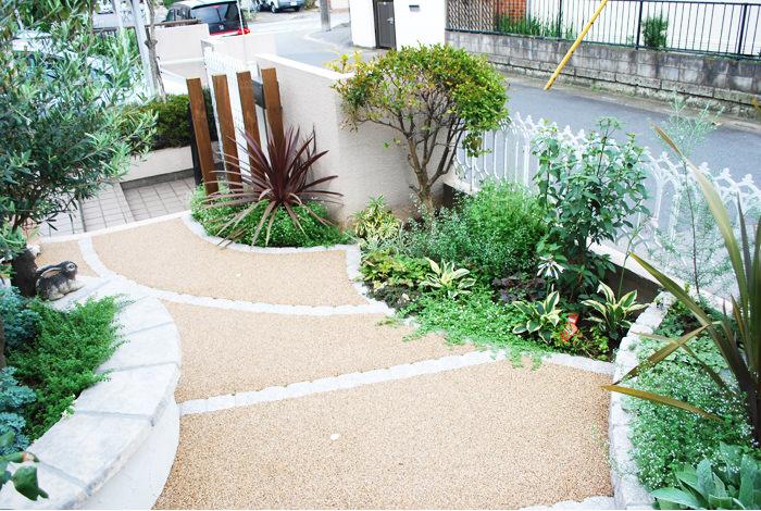 《ガーデンリフォーム工事写真集》-白石様邸-25