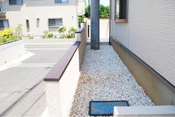 《ガーデンリフォーム工事写真集》-津久井様邸-11