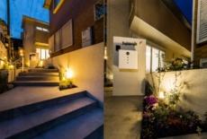 お庭の各所を明るくライトアップ-サムネイル
