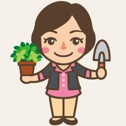 原田 玲子の似顔絵