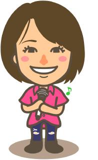 小野 裕美の似顔絵